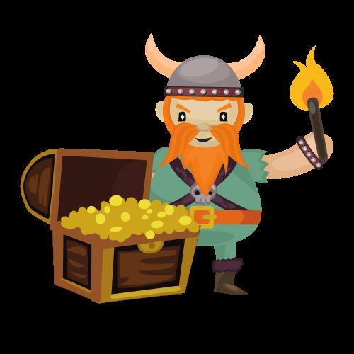 poszukiwanie skarbu